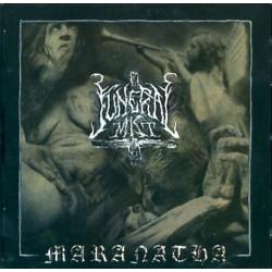 Funeral Mist - Maranatha - CD