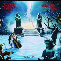 Funeral Storm / Celestial Rite - Funeral Rite - LP