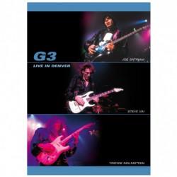 G3 - Live In Denver - DVD