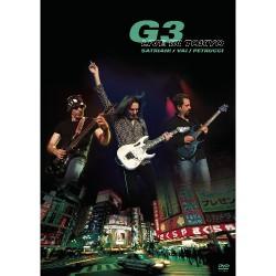 G3 - Live In Tokyo - DVD