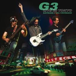 G3 - Live In Tokyo - Double CD Super Jewel