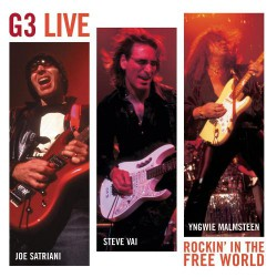 G3 - Live: Rockin' In The Free World - Double CD Super Jewel