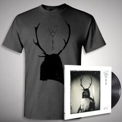 Gaahls Wyrd - Bundle 6 - LP gatefold + T-shirt bundle (Men)