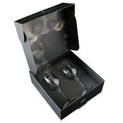 Gaahls Wyrd - Logo - Wine Glasses