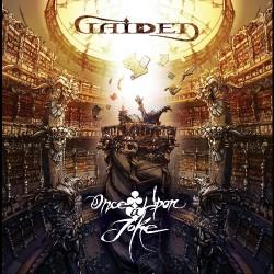 Gaiden - Once Upon A Joke - CD