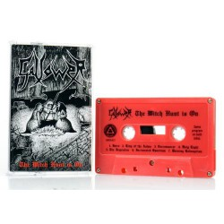 Gallower - The Witch Hunt Is On - CASSETTE