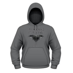 Game Of Thrones - All Men Must Die - HOODED SWEAT SHIRT (Men)