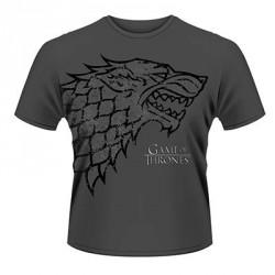Game Of Thrones - Direwolf - T-shirt (Men)