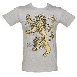 Game Of Thrones - Lion - T-shirt (Men)
