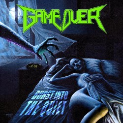 Game Over - Burst Into The Quiet - LP