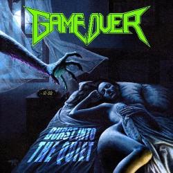Game Over - Burst Into The Quiet - LP