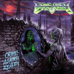 Game Over - Crimes Against Reality - CD