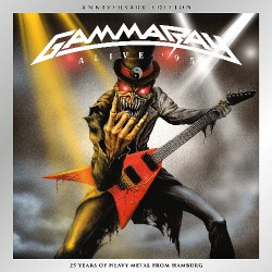 Gamma Ray - Alive '95 - 2CD DIGIPAK
