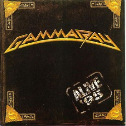 Gamma Ray - Alive '95 - CD