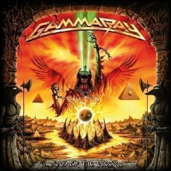 Gamma Ray - Land Of The Free II - CD