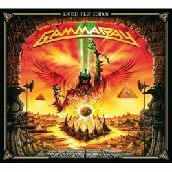 Gamma Ray - Land Of The Free II LTD Edition - CD DIGIPAK
