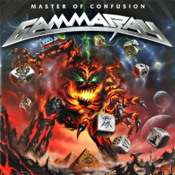 Gamma Ray - Master Of Confusion - CD