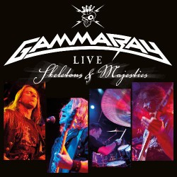 Gamma Ray - Skeletons & Majesties Live - DOUBLE CD