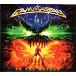 Gamma Ray - To The Metal! - CD + DVD Digipak