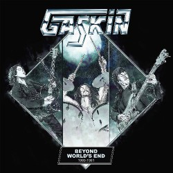 Gaskin - Beyond World's End - CD