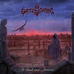 Gates Of Ishtar - At Dusk And Forever [2017 reissue] - CD DIGIPAK