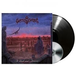 Gates Of Ishtar - At Dusk And Forever [2017 reissue] - LP GATEFOLD + CD