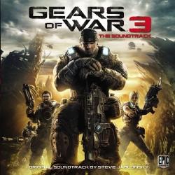 Gears Of War 3 - Original Soundtrack By Steve Jablonsky - CD