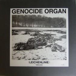 Genocide Organ - Leichenlinie 1989/2009 - CD DIGIPAK