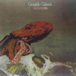 Gentle Giant - Octopus - CD DIGIPAK