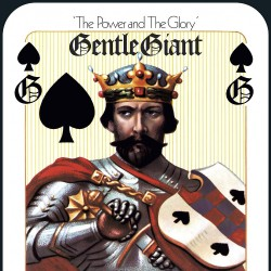 Gentle Giant - The Power And The Glory - CD + DVD Digipak
