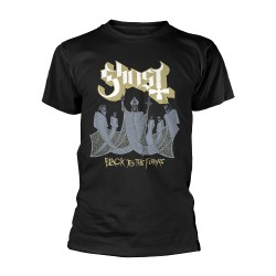 Ghost - Black To The Future - T-shirt (Men)
