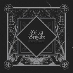 Ghost Brigade - IV - One With The Storm - CD