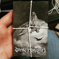 Ghost Horizon - The Erotics Of Disgust - CASSETTE