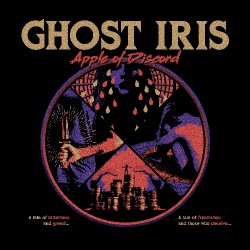 Ghost Iris - Apple Of Discord - LP COLOURED