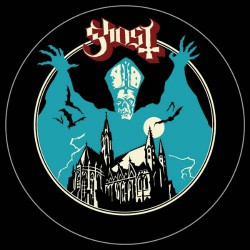 Ghost - Opus Eponymous - LP PICTURE