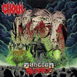 Ghoul - Dungeon Bastards - LP Gatefold Coloured