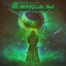 Gigan - Undulating Waves Of Rainbiotic Iridescence - DOUBLE LP Gatefold