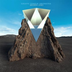Giraffe Tongue Orchestra - Broken Lines - CD DIGIPAK