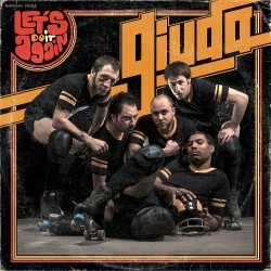 Giuda - Let's Do It Again - CD DIGIPAK