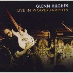 Glenn Hughes - Live In Wolverhampton - DOUBLE CD