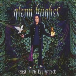 Glenn Hughes - Songs In The Key Of Rock - DOUBLE LP GATEFOLD COLOURED