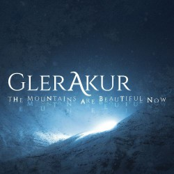 GlerAkur - The Mountains Are Beautiful Now - CD DIGIPAK