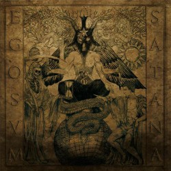 Goat Semen - Ego Sum Sathana - LP Gatefold
