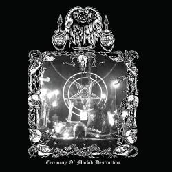 Goathammer - Ceremony Of Morbid Destruction - CD