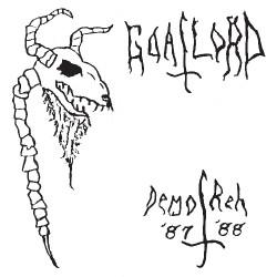 Goatlord - Demo '87 - Rehearsal '88 - CD