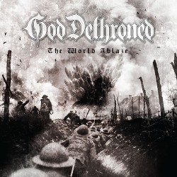 God Dethroned - The World Ablaze - CD