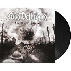 God Dethroned - The World Ablaze - LP Gatefold