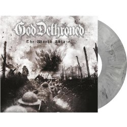 God Dethroned - The World Ablaze - LP Gatefold Coloured