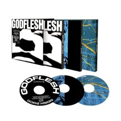 Godflesh - Godflesh, Selfless, Us And Them - 3CD SLIPCASE