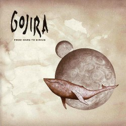 Gojira - From Mars To Sirius - DOUBLE LP GATEFOLD COLOURED